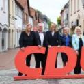 Hötte neue Vorsitzende des CDU Ortsverbandes Rheinberg