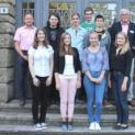 Neue Auszubildende an der LVR-Klinik Bedburg-Hau