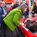 Große Oldtimer-Parade und Underberg Kräutermobil zu bestaunen bei der Tour de Rü