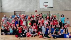 Basketballcamp in Xanten