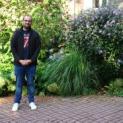 Neuer Auszubildender im Jugendheim der Gemeinde Issum