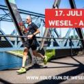 Westenergie SOLO Run findet  in Wesel statt
